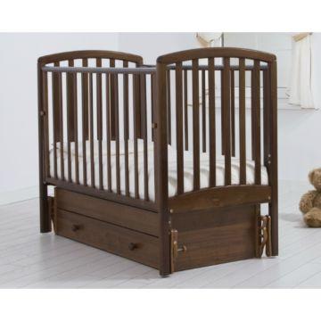 Кроватка детская Гандылян Дашенька (универсальный маятник) (орех)