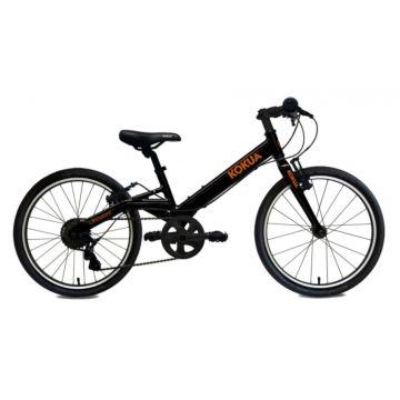 """Детский велосипед Kokua LiketoBike 20"""" Special (черно-оранжевый)"""