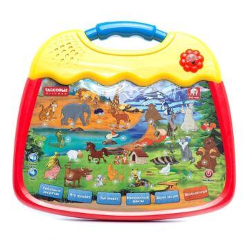 Развивающая игрушка S+S Toys Зоопарк