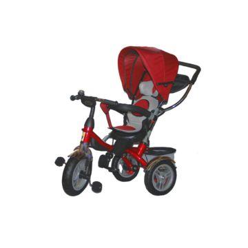Трехколесный велосипед Ecoline Duetto 145320 (Красный)