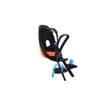 Велокресло на руль Thule Yepp Nexxt Mini до 15 кг (оранжевое)
