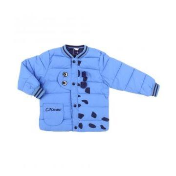 Куртка демисезонная Fun Time E19707 (голубая)
