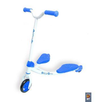 Инерционный самокат Y-Volution Fliker J2 (голубой)