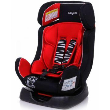 Автокресло Baby Care Люкс Тигренок (красный)