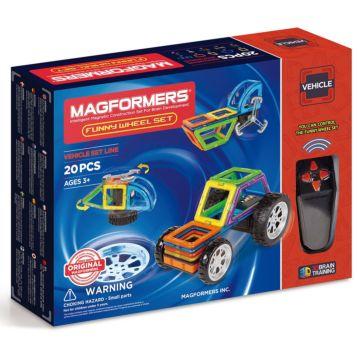 Конструктор Magformers Funny Wheel Set