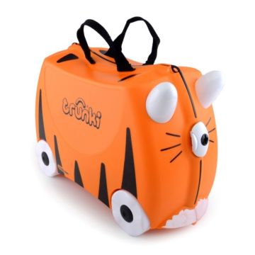 Каталка-чемодан Trunki Tipu Tiger Тигр