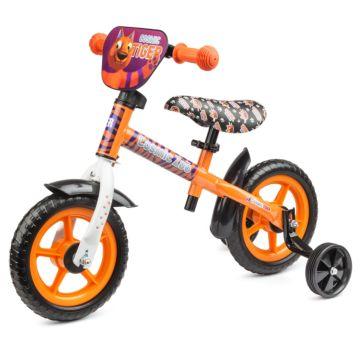 Беговел Small Rider Cosmic Zoo Ballance 2 в 1 (оранжевый)