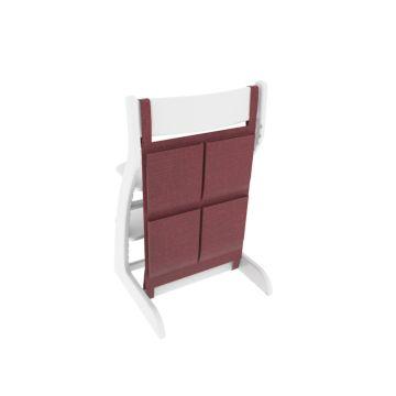 Карман для растущего стула Бельмарко Усура (бордовый)