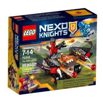 Конструктор Lego Nexo Knights 70319 Нексо Молниеносная машина Мэйси