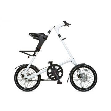 Велосипед складной Strida EVO (2016) белый