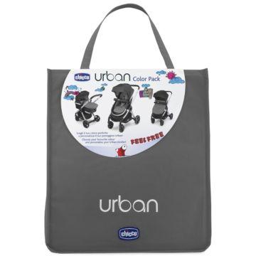 Набор аксессуаров Chicco для колясок Urban Plus (Anthracite)