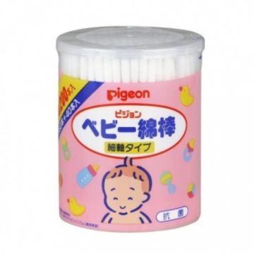 Палочки ватные для детей Pigeon 108 шт.