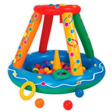 Сухой надувной бассейн Upright Игровой центр+50 шаров