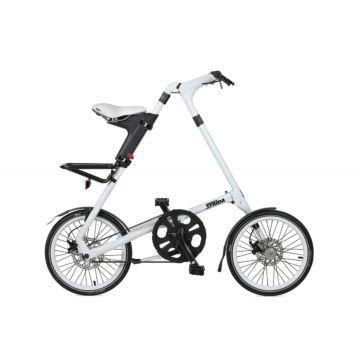 Велосипед складной Strida SX (2017) белый