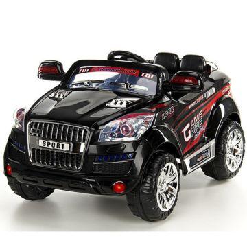 Электромобиль Joy Avtomatic HL-128 Audi Q7 с пультом управления (черный)