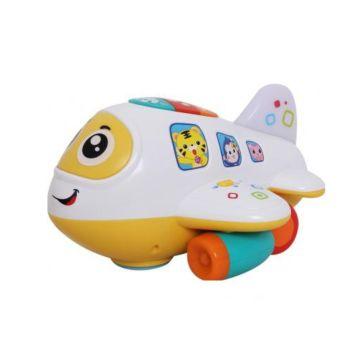 Развивающая игрушка Huile Самолетик