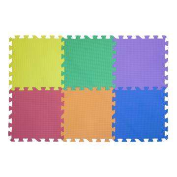 Мягкий пол FunKids Симпл-12 NT (Разноцветный)