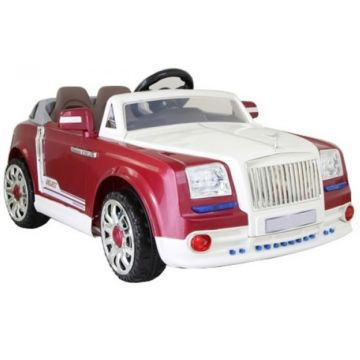 Электромобиль Bambini Elite Car (красный/red)