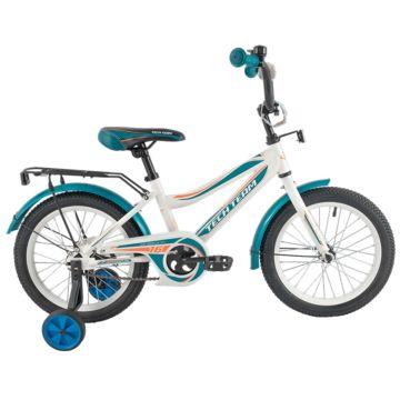 """Детский велосипед TechTeam 136 16"""" 2018 (белый)"""