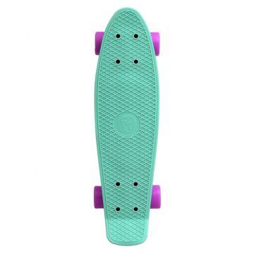 "Мини-круизер Fish Skateboard 27"" (салатовый)"