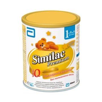 Сухая молочная смесь Similac Premium 1 (0-6 мес.) 400 г