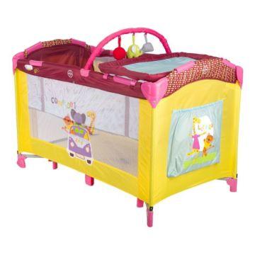Манеж-кровать Babies P-695I с пеленальной доской