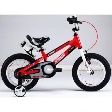 """Детский велосипед Royal Baby Freestyle Space №1 Alloy 18"""" (красный)"""