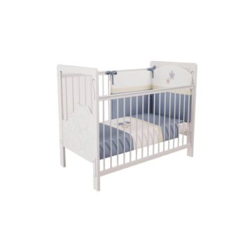 Кроватка детская Polini Плюшевые Мишки 222