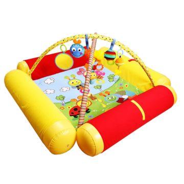 Развивающий коврик Biba Toys Друзья Бюсси