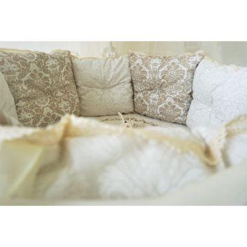 Комплект постельного белья Sleep and Smile (11 предметов, хлопок) (дольче)