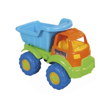 Машина Pilsan Повертрак (Power Truck) (голубой)