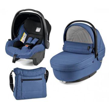 Комплект для коляски Peg-Perego Navetta XL Mod (сине-чёрный)