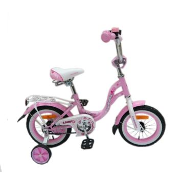 """Детский велосипед Nameless Lady 14"""" (розовый)"""