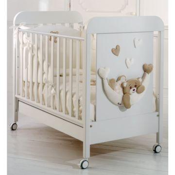Классическая кроватка Baby Expert Tenerone by Trudi