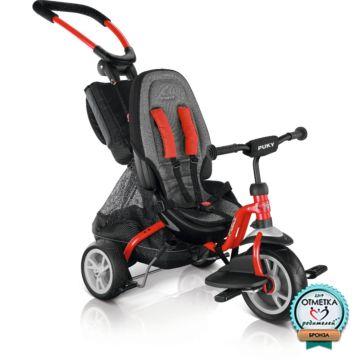 Трехколесный велосипед Puky Ceety CAT S6 (red)