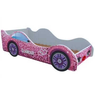 Кровать-машина Кроватка5 Машинки (Гламур)