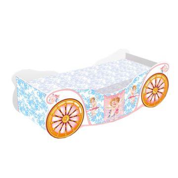 Кровать-карета Кроватка5 (Романтичные ангелочки)