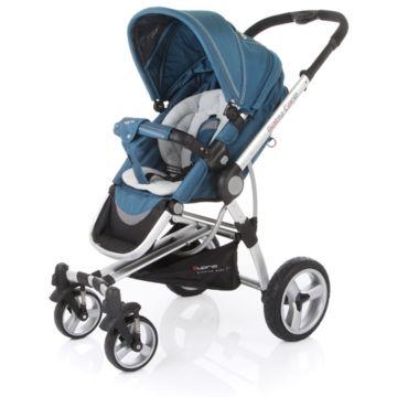 Коляска прогулочная Baby Care Suprim Solo (Blue)