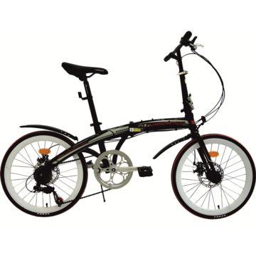 """Велосипед Nameless X2000D 20"""" складной (черный)"""