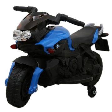 Электромотоцикл Bambini M-20 (синий)