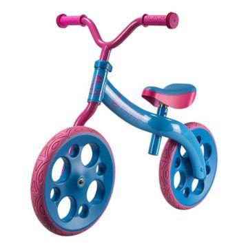 Беговел Zycom Zbike (голубой/розовый)