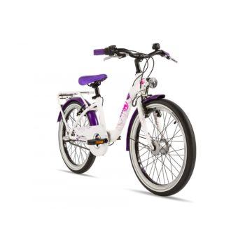 "Велосипед S'cool chiX pro Nexus 20"" (2016) белый"