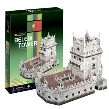 Игрушка CubicFun Башня Белен (Португалия)