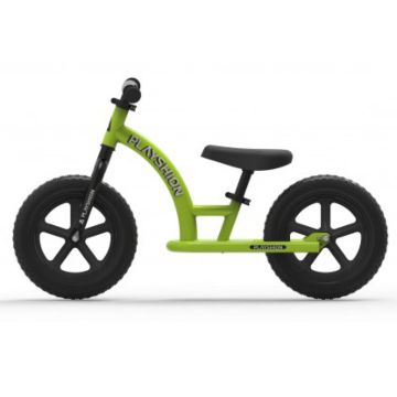 Беговел Playshion Street Bike (зеленый)