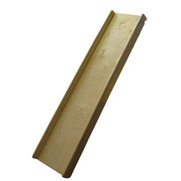 Деревянная горка Kidwood удлиненная