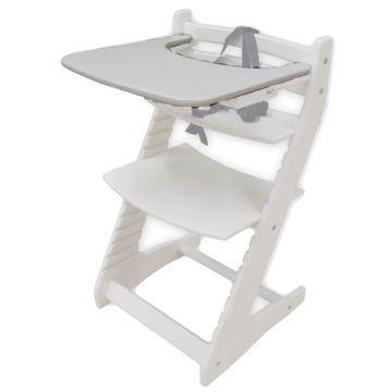 Столик под ограничитель к растущему стулу Millwood Вырастайка (белый)