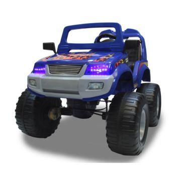 Электромобиль Autokinder Tornado 4x4 (синий)