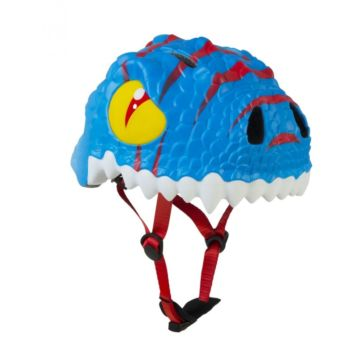 Шлем Crazy Safety 2017 (Blue Dragon)