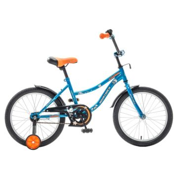 "Детский велосипед Novatrack Neptune 18"" (2016) синий"