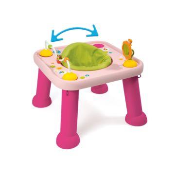 Развивающий игровой стол-трансформер Smoby 211310 (Розовый)